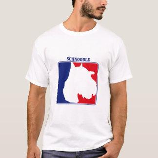 T-shirt de Schnoodle de ligue