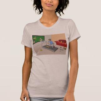 T-shirt de séance d'entraînement de Segway