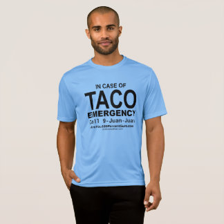 T-shirt de secours de taco (pour lite BG)
