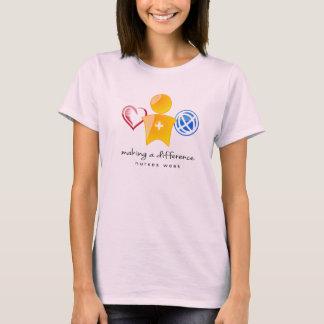 T-shirt de semaine d'infirmières