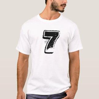 T-shirt de sept ficelles