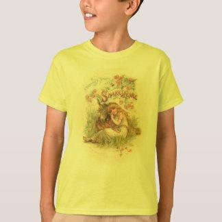 T-shirt de Shakespeare d'enfants une SONGE D'UNE