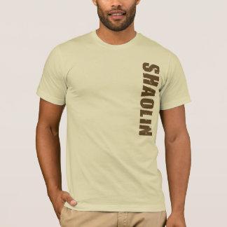 T-shirt de Shaolin Kung Fu