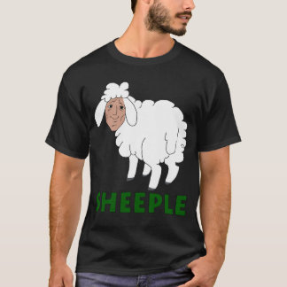 T-shirt de sheeple