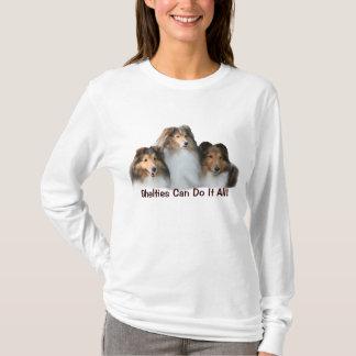 T-shirt de Sheltie