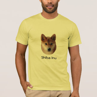 T-shirt de Shiba Inu