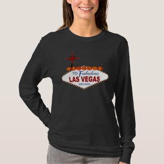 T-shirt de signe de Las Vegas