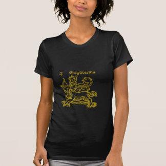 T-shirt de signe de zodiaque de Sagittaire