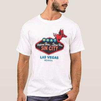 T-shirt de Sin City Vegas