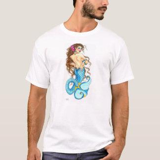 T-shirt de sirène
