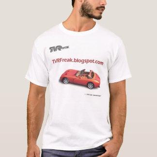 T-shirt de site Web de TVRFreak BlogZone