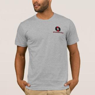 T-shirt de SLAMA - gris de bruyère