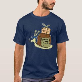 T-shirt de snail mail