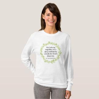 T-shirt de solidarité