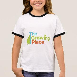 T-shirt de sonnerie de la jeunesse