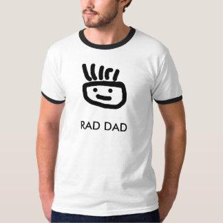 T-shirt de sonnerie de PAPA de rad