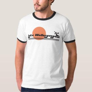 T-shirt de sonnerie de Wallenpaupack de lac rétro
