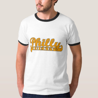 T-shirt de sonnerie d'hockey de Philly