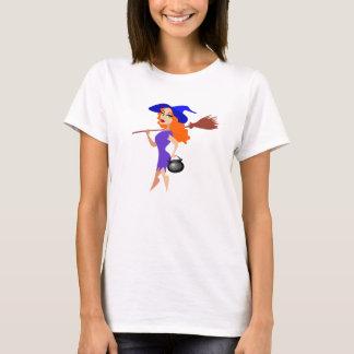T-shirt de sorcière