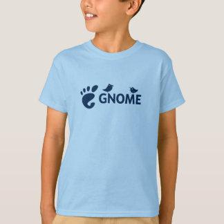 T-shirt de sortes de GNOME