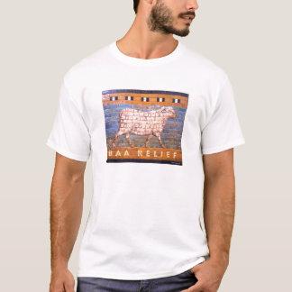 T-shirt de soulagement de bêlement