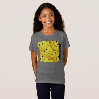 T-shirt de sourire