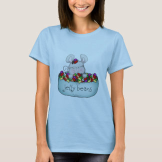 T-shirt de souris de Pâques
