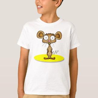 T-shirt de souris de poche