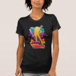 T-shirt de souvenir de dames de JemCon 2011