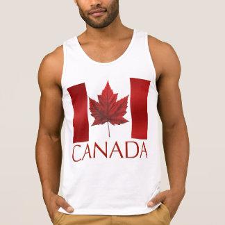 T-shirt de souvenir du Canada de chemise de muscle