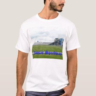 T-shirt de speed-way du Kansas