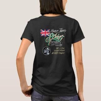 T-shirt de Spirit de M.T's. Dames adaptées -