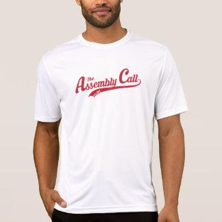 T-shirt de Sport-Tek d'appel d'Assemblée avec le