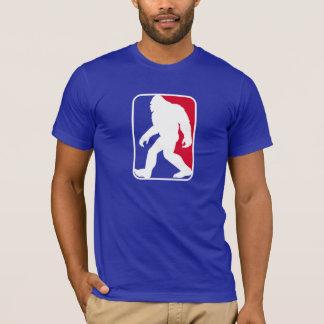 T-shirt de Squatchin de ligue