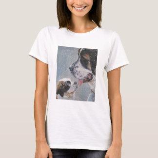 T-shirt de St Bernard