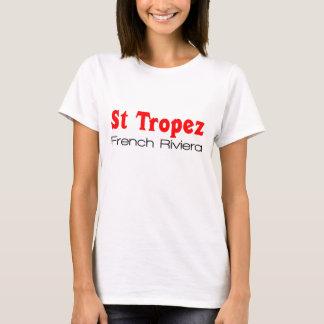 T-shirt de St Tropez