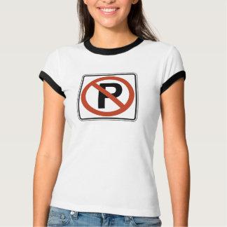 T-shirt de stationnement interdit