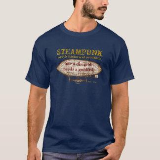 T-shirt de Steampunk