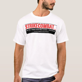 T-shirt de strikeCombat