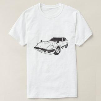 T-shirt de style de Datsun 280zx JDM