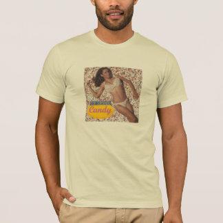 """T-shirt de """"sucrerie"""" de soleil de Ron"""