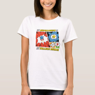 T-shirt de super pouvoir