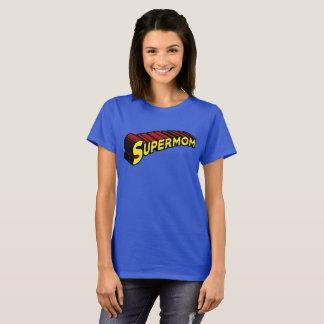 T-shirt de Supermom