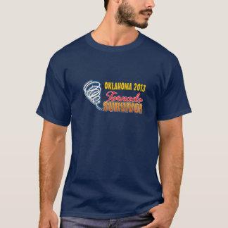 T-shirt de survivant de tornade