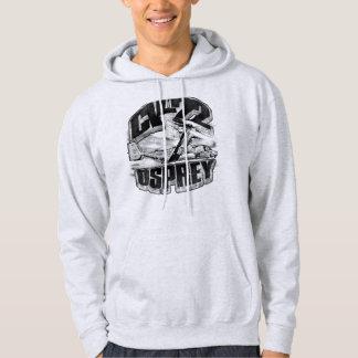 T-shirt de sweat - shirt à capuche du BALBUZARD