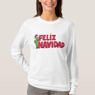 T-shirt de sweatshirt de Feliz Navidad