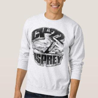 T-shirt de sweatshirt du BALBUZARD CV-22