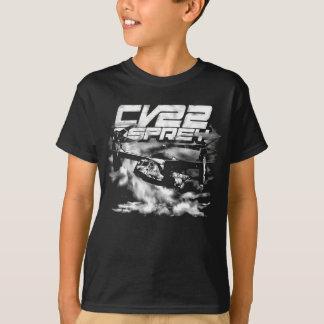 T-shirt de T-shirt du BALBUZARD CV-22