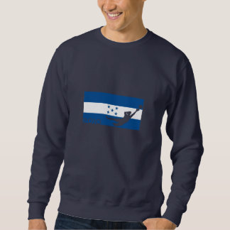 T-shirt de tasse de drapeau du Honduras