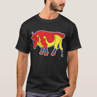 T-shirt de Taureau de Celtic